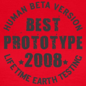 2008 - The birth year of legendary prototypes - Women's T-Shirt