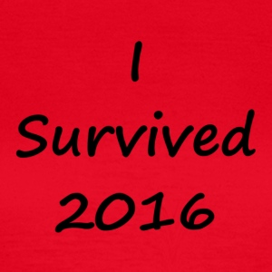 2016 Survivors t-shirt - Women's T-Shirt