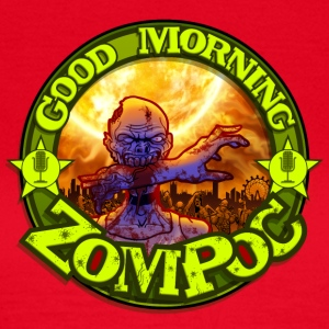 Good Morning Zompoc Podcast - Dame-T-shirt