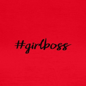 #girlboss - T-shirt dam