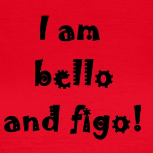 Beautiful and Figo - Women's T-Shirt