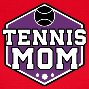 tennis Mom - Vrouwen T-shirt