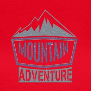 Mountain Adventure - T-shirt Femme