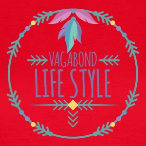 Hippie / Hippies: Vagabond Life Style - Frauen T-Shirt