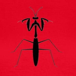 praying mantis - Women's T-Shirt
