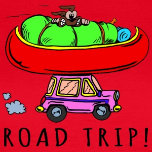 Camping Road Trip - Women's T-Shirt