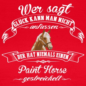 Paint Horse - Women's T-Shirt