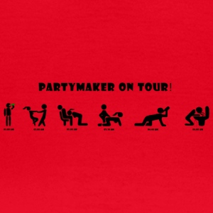 party maker - Dame-T-shirt