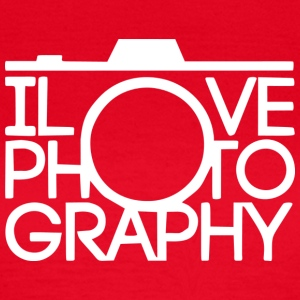 I love photography - Women's T-Shirt