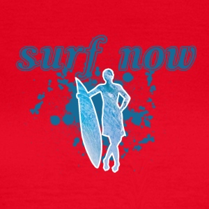 Surfer girl 02 01 - Women's T-Shirt