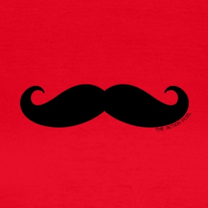 Manly Man Moustache - Women's T-Shirt