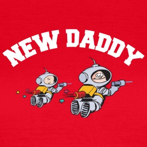 New Daddy (PERSONNALISEZ AJOUTER DATE ANNÉE) - T-shirt Femme