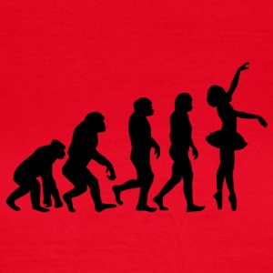 ++ ++ BALLET EVOLUTION - T-shirt dam