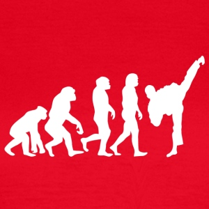 ++ ++ Martial Arts Evolution - T-shirt dam