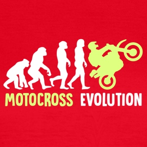 ++Motocross Evolution++ - Frauen T-Shirt
