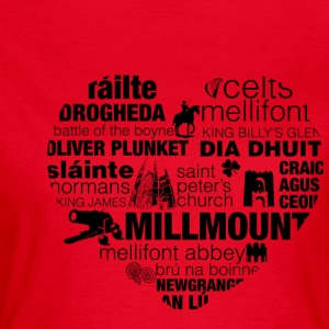 Legend_-_Drogheda2 - Women's T-Shirt