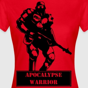 Apocalypse Warrior 2 - Frauen T-Shirt