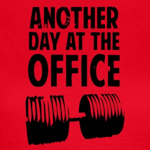 Another Day At The Office - T-shirt Femme