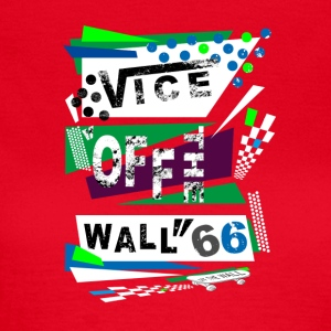 viceoffthewall - Camiseta mujer