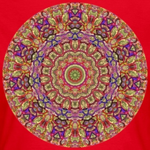 Collection Mandala 2 - T-shirt Femme
