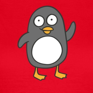 penguin - Women's T-Shirt