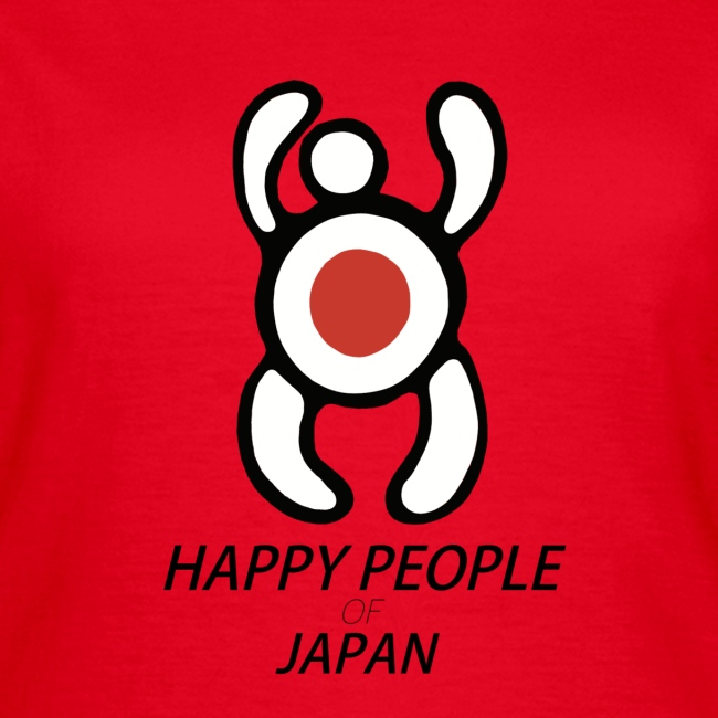 Happy People of Japan