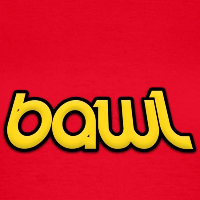 Bawl logo gul
