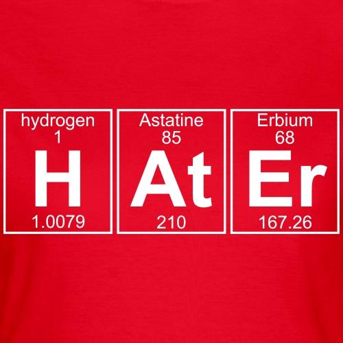 H-At-Er (hater) - Full - Women's T-Shirt