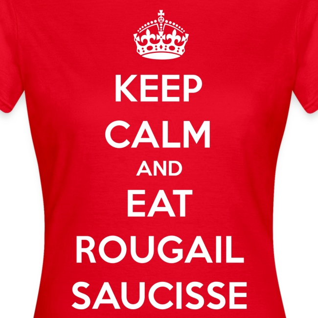 keep calm saucisses png