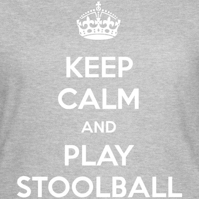 Keep Calm And Play Stoolball
