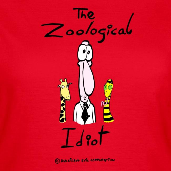 Zoological idiot, colores claros