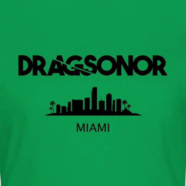 DRAGSONOR Miami skyline