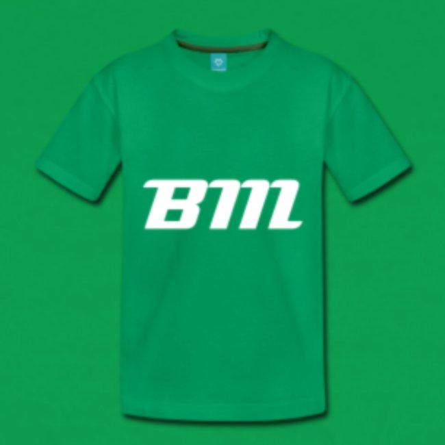 BM groen t-shirt
