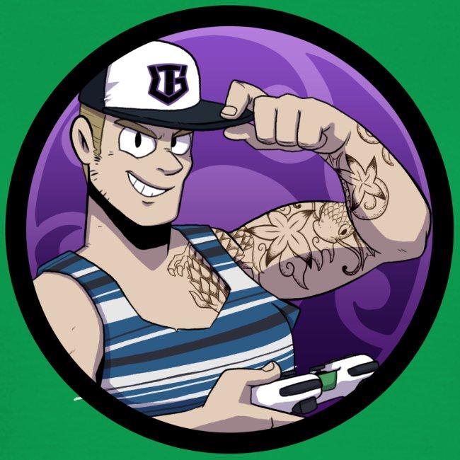 tattooed gamer
