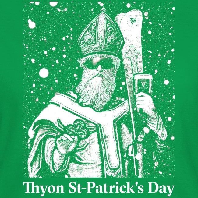 Thyon St-Patrick's Day