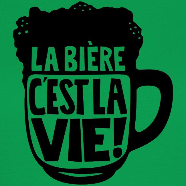 bière, la bière c'est la vie