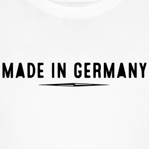 Made in Germany - Mannen Bio-T-shirt