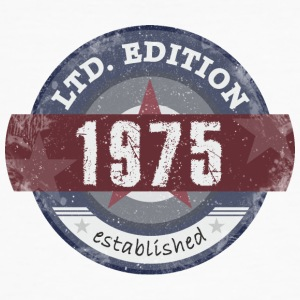 LtdEdition 1975 - Men's Organic T-shirt
