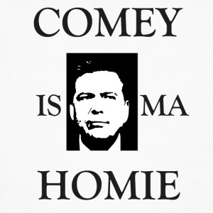 Comey Is Ma ... - Männer Bio-T-Shirt