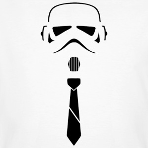 Troopers Tie - Men's Organic T-shirt