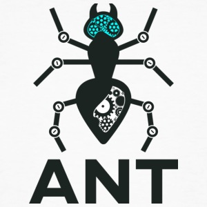 Ant - Men's Organic T-shirt