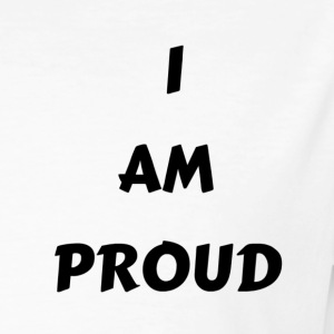 I AM PROUD - Men's Organic T-shirt