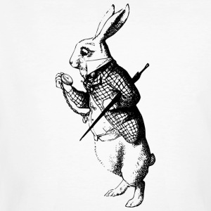 The White Rabbit - Men's Organic T-shirt