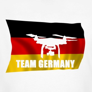 Team Germany - Ekologisk T-shirt herr