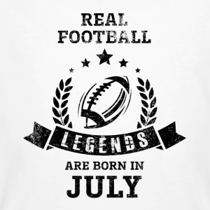 Football Legenden Juli - Männer Bio-T-Shirt