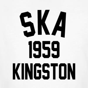 1959 Ska Kingston - Männer Bio-T-Shirt