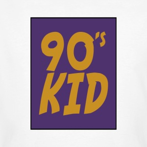 90s kid - Men's Organic T-shirt
