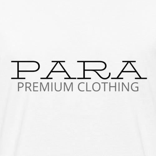 Premium - Ekologisk T-shirt herr
