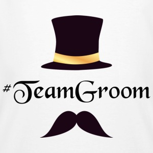 Team Groom 2 - T-shirt ecologica da uomo