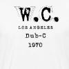 LA Collection - Økologisk T-skjorte for menn